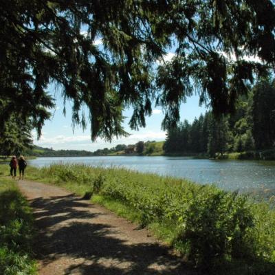 Balade autour du lac