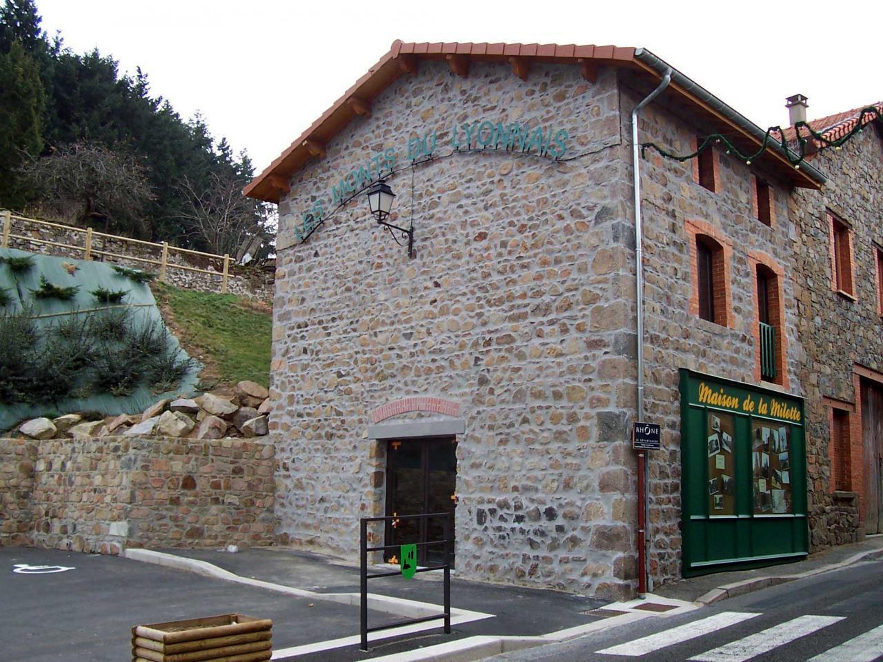 Musée du patrimoine Villechenève(entrée libre)