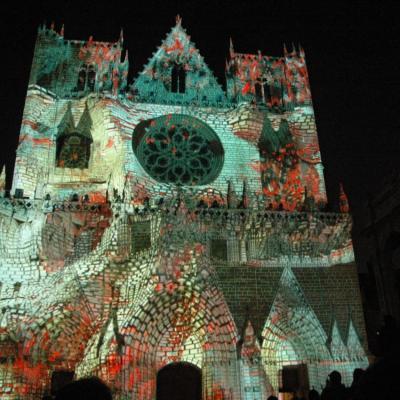A la Cathédrale St Jean