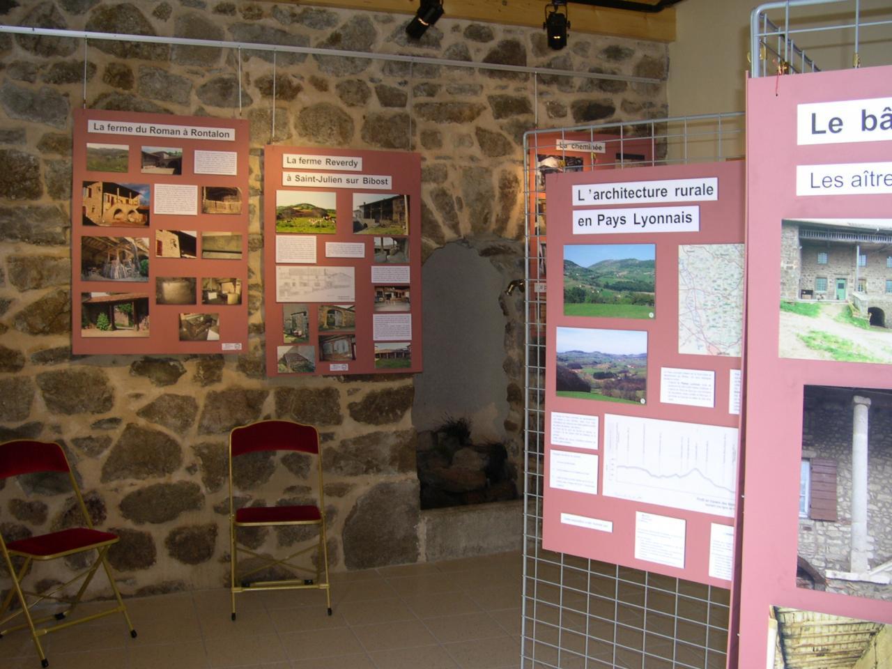 Musée du patrimoine Villechenève