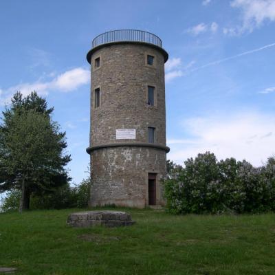 Chambres d'Hôtes La Hulotte à Villechnève Rhône: Sites voisins de La Hulotte (clic sur la photo pour l'agrandir)