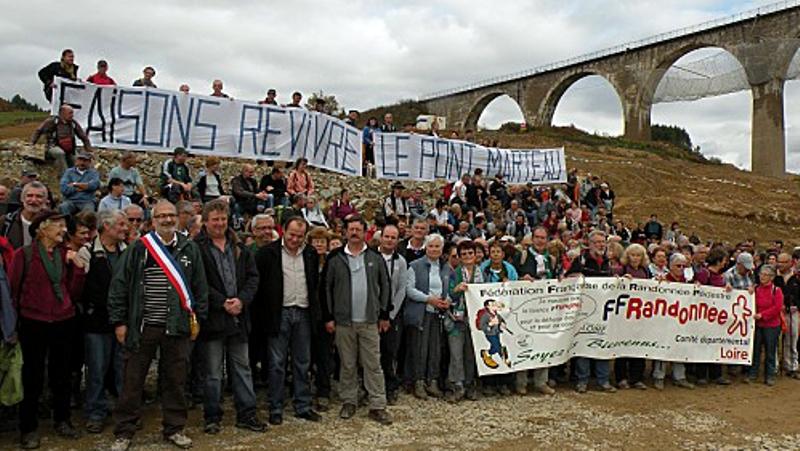 Faisons Revivre le Pont Marteau