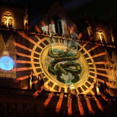Fête de la lumière Lyon