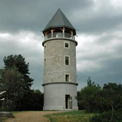 3 - La Tour Matagin aujourd'hui (accès gratuit)
