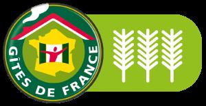 Logo gite de france 3epis